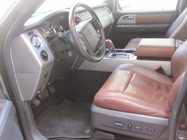 2012 Ford Expedition King Ranch Plano, Texas 12