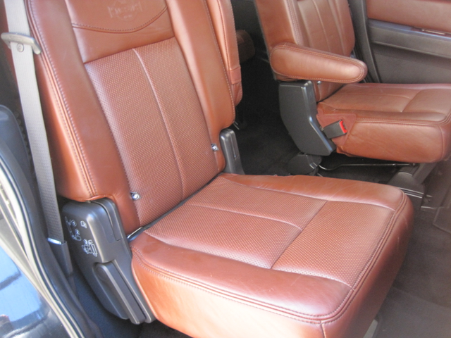 2012 Ford Expedition King Ranch Plano, Texas 16