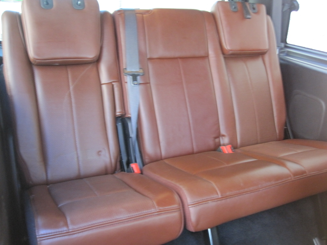 2012 Ford Expedition King Ranch Plano, Texas 18