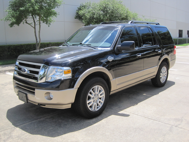2012 Ford Expedition King Ranch Plano, Texas 4