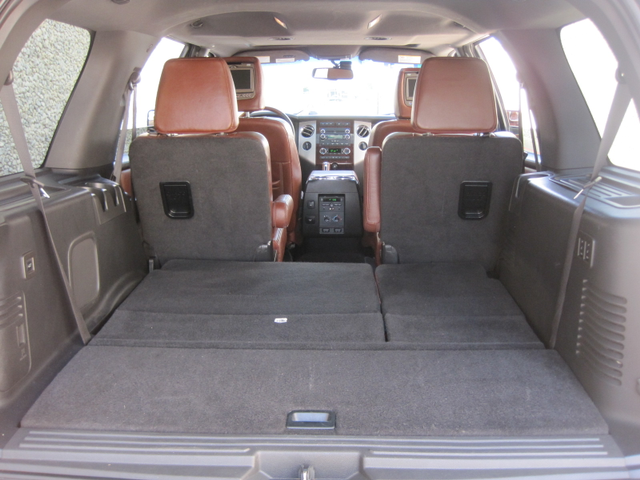 2012 Ford Expedition King Ranch Plano, Texas 20