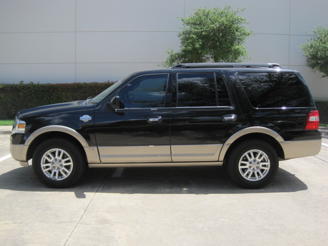 2012 Ford Expedition King Ranch Plano, Texas 5