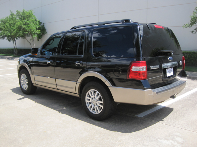2012 Ford Expedition King Ranch Plano, Texas 7