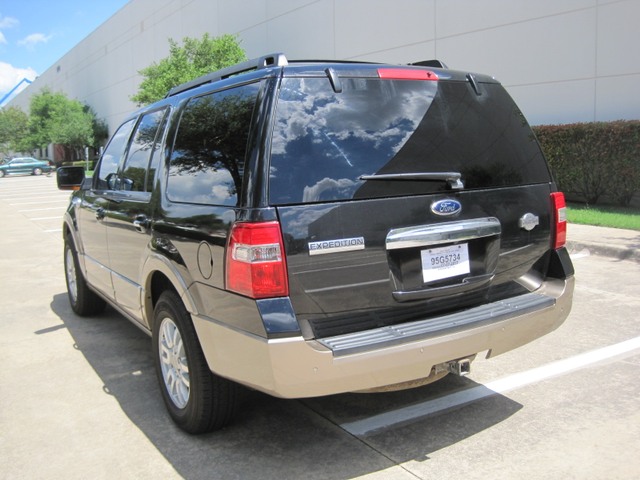 2012 Ford Expedition King Ranch Plano, Texas 8