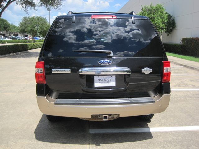 2012 Ford Expedition King Ranch Plano, Texas 9
