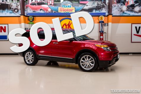 2012 Ford Explorer Limited 4X4 in Addison