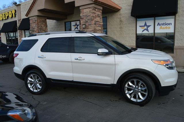 2012 Ford Explorer Limited   Bountiful, UT   Antion Auto in Bountiful UT