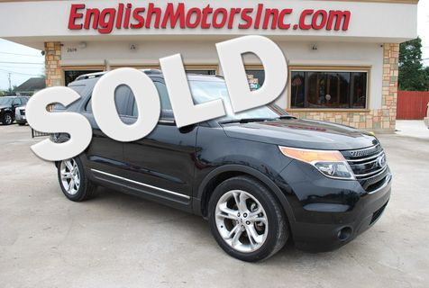 2012 Ford Explorer Limited in Brownsville, TX