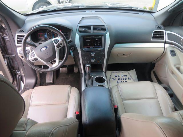 2012 Ford Explorer XLT Charlotte-Matthews, North Carolina 8