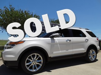 2012 Ford Explorer SUV Limited NAV, Sunroof, Polished Wheels, NICE! in Dallas Texas