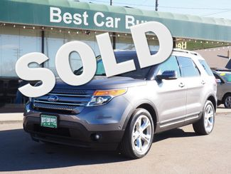 2012 Ford Explorer Limited Englewood, CO