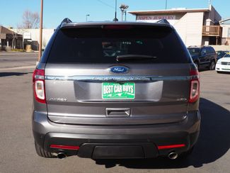 2012 Ford Explorer Limited Englewood, CO 6