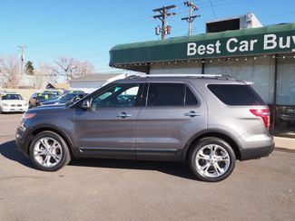 2012 Ford Explorer Limited Englewood, CO 8