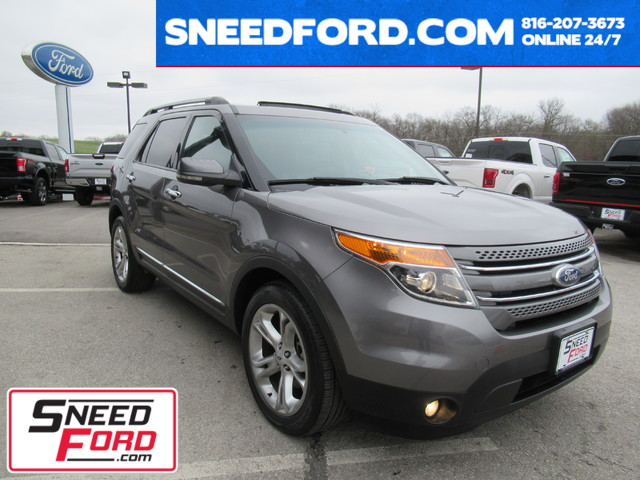 2012 Ford Explorer Limited 2.0L I4 in Gower Missouri