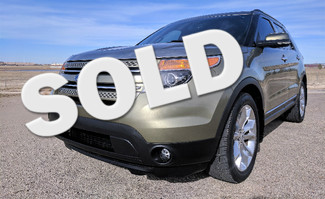 2012 Ford Explorer in Lubbock Texas