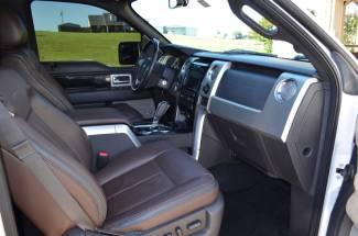 2012 Ford F-150 4x4 Nav DVD Bed Cover Platinum Lindsay, Oklahoma 42