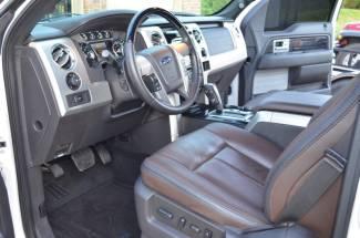 2012 Ford F-150 4x4 Nav DVD Bed Cover Platinum Lindsay, Oklahoma 46