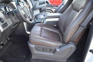 2012 Ford F-150 4x4 Nav DVD Bed Cover Platinum Lindsay, Oklahoma 48