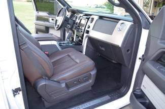 2012 Ford F-150 4x4 Nav DVD Bed Cover Platinum Lindsay, Oklahoma 56