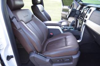 2012 Ford F-150 4x4 Nav DVD Bed Cover Platinum Lindsay, Oklahoma 59