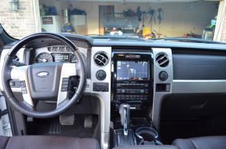 2012 Ford F-150 4x4 Nav DVD Bed Cover Platinum Lindsay, Oklahoma 75