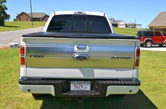 2012 Ford F-150 4x4 Nav DVD Bed Cover Platinum Lindsay, Oklahoma 34