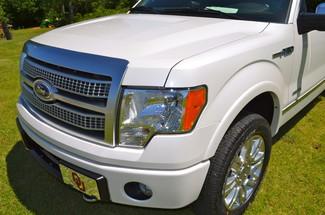2012 Ford F-150 4x4 Nav DVD Bed Cover Platinum Lindsay, Oklahoma 29