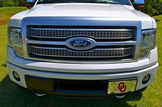 2012 Ford F-150 4x4 Nav DVD Bed Cover Platinum Lindsay, Oklahoma 32