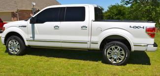 2012 Ford F-150 4x4 Nav DVD Bed Cover Platinum Lindsay, Oklahoma 21