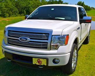 2012 Ford F-150 4x4 Nav DVD Bed Cover Platinum Lindsay, Oklahoma 30