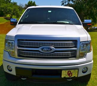 2012 Ford F-150 4x4 Nav DVD Bed Cover Platinum Lindsay, Oklahoma 31