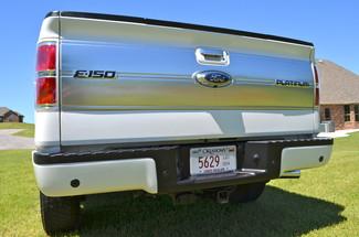 2012 Ford F-150 4x4 Nav DVD Bed Cover Platinum Lindsay, Oklahoma 35