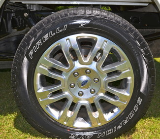 2012 Ford F-150 4x4 Nav DVD Bed Cover Platinum Lindsay, Oklahoma 37