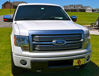 2012 Ford F-150 4x4 Nav DVD Bed Cover Platinum Lindsay, Oklahoma 3