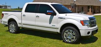 2012 Ford F-150 4x4 Nav DVD Bed Cover Platinum Lindsay, Oklahoma 1