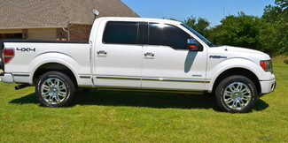 2012 Ford F-150 4x4 Nav DVD Bed Cover Platinum Lindsay, Oklahoma 6
