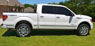 2012 Ford F-150 4x4 Nav DVD Bed Cover Platinum Lindsay, Oklahoma 2