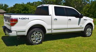 2012 Ford F-150 4x4 Nav DVD Bed Cover Platinum Lindsay, Oklahoma 8