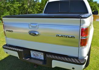 2012 Ford F-150 4x4 Nav DVD Bed Cover Platinum Lindsay, Oklahoma 15
