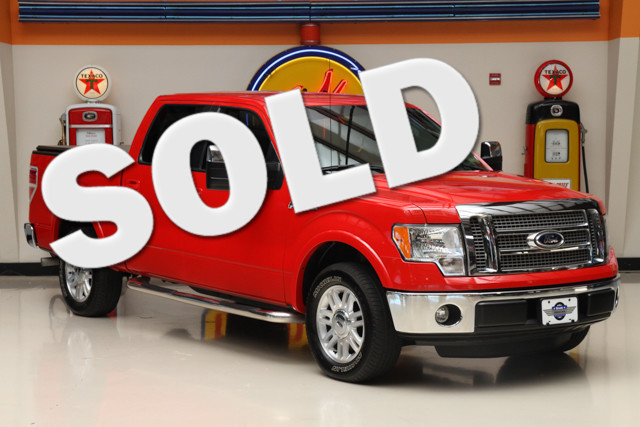 2012 Ford F-150 Lariat This 2012 Ford F-150 Lariat is in great shape with only 80 756 miles The F