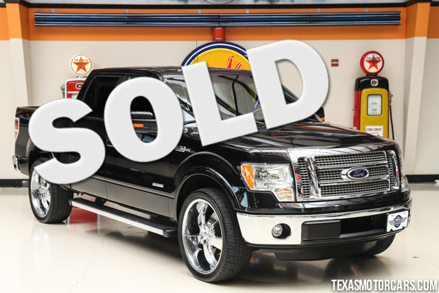 2012 Ford F-150 Lariat This 2012 Ford F-150 Lariat is in great shape with only 92 448 miles The F