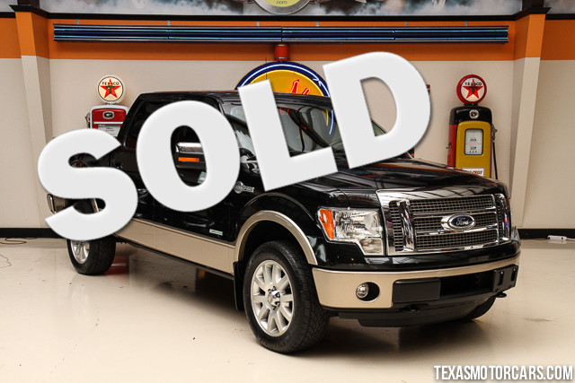 2012 Ford F-150 King Ranch This Carfax 1-Owner accident-free 2012 Ford F-150 King Ranch is in gre