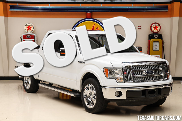 2012 Ford F-150 Lariat This Carfax 1-Owner 2012 Ford F-150 Lariat is in great shape with only 97