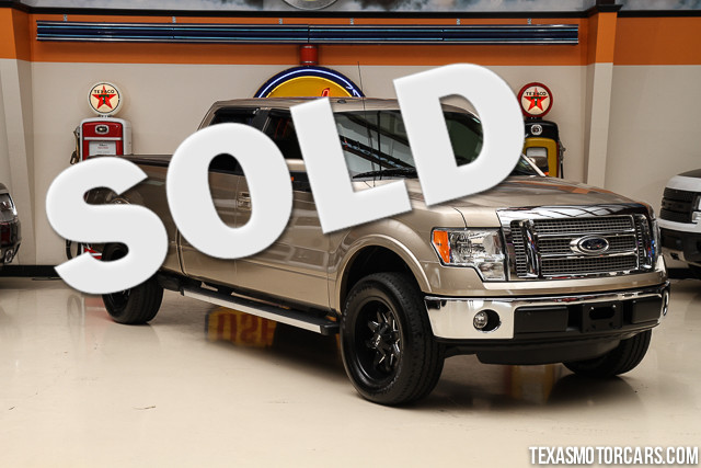 2012 Ford F-150 Lariat This Carfax 1-Owner 2012 Ford F-150 Lariat is in great shape with only 52