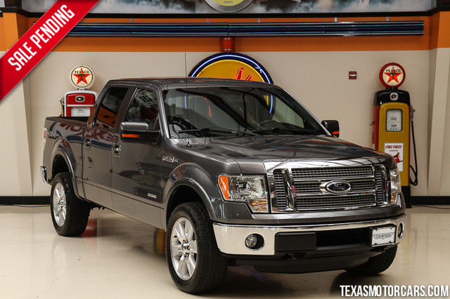 2012 Ford F-150 Lariat This 2012 Ford F-150 Lariat is in great shape with only 89 952 miles The