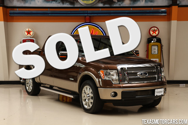 2012 Ford F-150 King Ranch This Carfax 1-Owner 2012 Ford F-150 King Ranch is in great shape with o