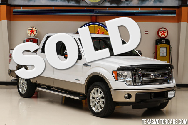 2012 Ford F-150 King Ranch 4x4 This Carfax 1-Owner 2012 Ford F-150 King Ranch 4x4 is in great shap