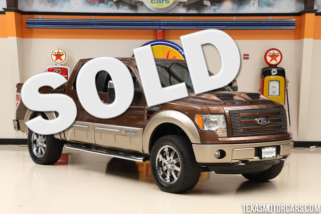2012 Ford F-150 Lariat This 2012 Ford F-150 Lariat is in great shape with only 155 234 miles The