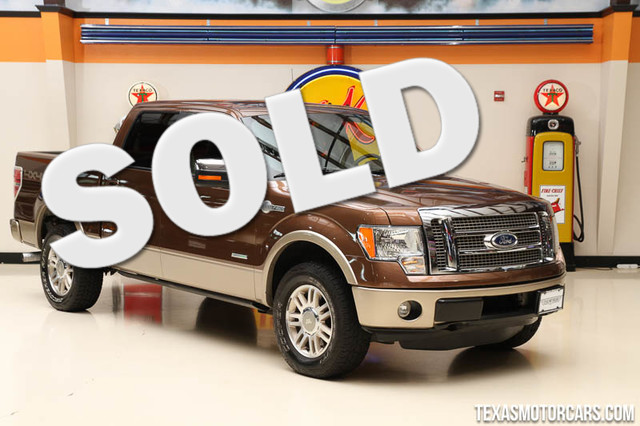 2012 Ford F-150 King Ranch This 2012 Ford F-150 King Ranch is in great shape with only 87 814 mil