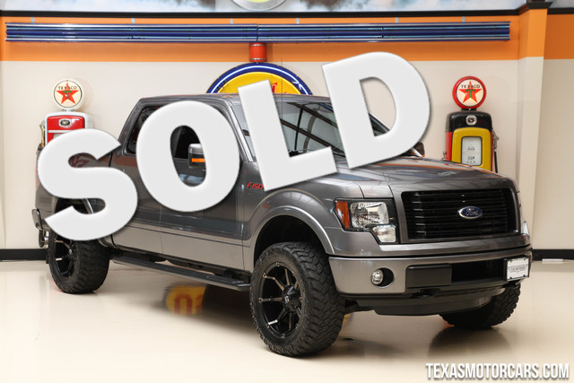 2012 Ford F-150 FX4 This Carfax 1-Owner 2012 Ford F-150 FX4 is in great shape with only 71 911 mi